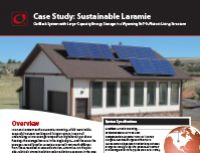 Sustainable Laramie