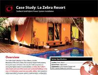 La Zebra Resort
